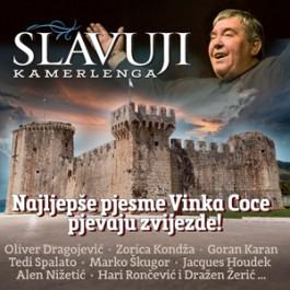 Razni Izvođači Slavuji Kamerlenga - Vinko Coce CD/MP3