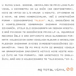 Razni Izvođači Aq Total Vinyl 08 LP/MP3