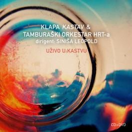 Klapa Kastav & Tamburaški Orkestar Hrt-A Uživo U Kastvu CD+DVD/MP3