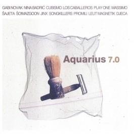 Razni Izvođači Aquarius 7.0 CD/MP3