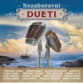 Razni Izvođači Nezaboravni Dueti CD
