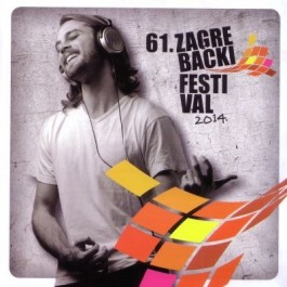 Razni Izvođači 61. Zagrebački Festival 2014 CD/MP3
