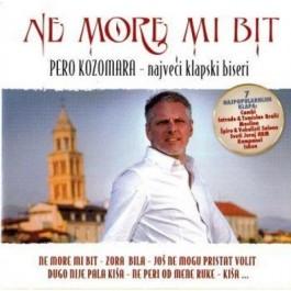 Razni Izvođači Pero Kozomara Ne More Mi Bit - Najveći Klapski Biseri CD/MP3