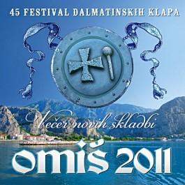 Razni Izvođači Omiš 2011 CD/MP3