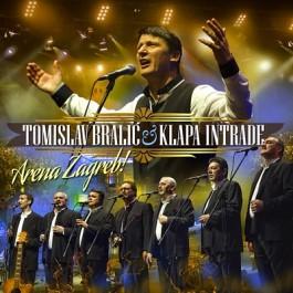 Tomislav Bralić & Klapa Intrade Arena Zagreb CD+DVD/MP3