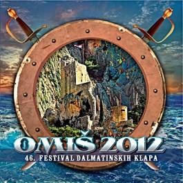 Razni Izvođači Omiš 2012,46.festival Dalmatinskih Klapa CD/MP3