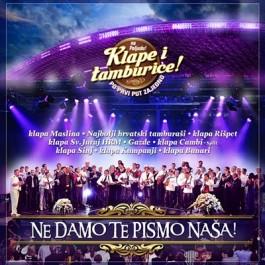 Razni Izvođači Ne Damo Te Pismo Naša - Klape I Tamburice CD/MP3