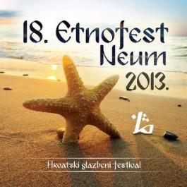 Razni Izvođači 18. Etnofest Neum 2013 CD/MP3