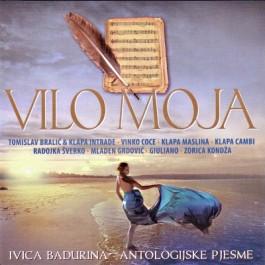 Razni Izvođači Vilo Moja Ivica Badurina Antologijske Pjesme CD/MP3