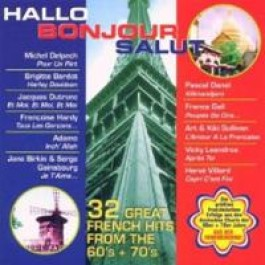 Various Artists Hallo Bonjour Salute CD2