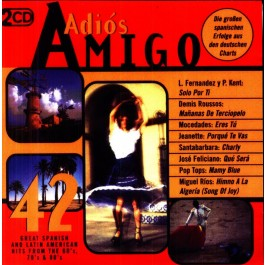 Various Artists Adios Amigo CD2