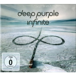Deep Purple Infinite CD+DVD