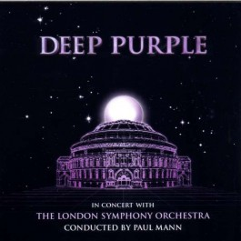 Deep Purple In Concert With The London Symphony Orchestra LP3+CD