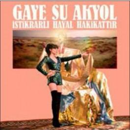 Gaye Su Akyol Istikrarli Hayal Hakikattir CD