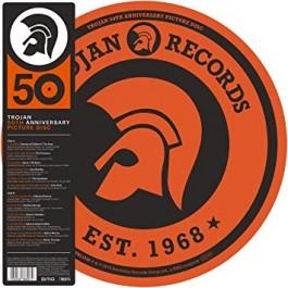 Various Artists Trojan 50Th Annivarsary Picture Disc LP