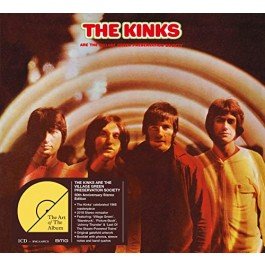 Kinks Are The Village Green Preservation Society Remaster CD