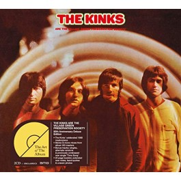 Kinks Are The Village Green Preservation Society Deluxe Remaster CD2