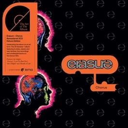 Erasure Chorus Remastered Deluxe CD3