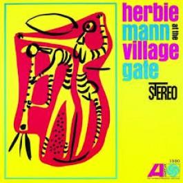 Herbie Mann At The Vilage Gate Speakers Corner LP