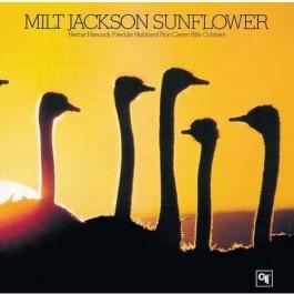 Milt Jackson Sunflower Japanese CD