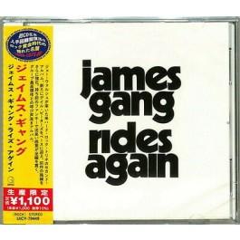 James Gang Rides Again Japanese Ed. CD