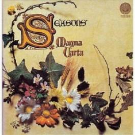 Magna Carta Seasons Japanese Ed. CD