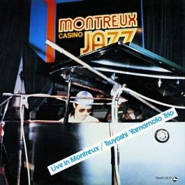Tsuyoshi Yamamoto Trio Live In Montreux Japanese CD