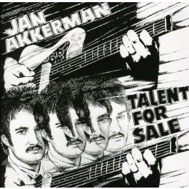 Jan Akkerman Talent For Sale CD