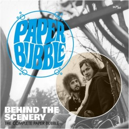 Paper Bubble Behind The Scenery Complete Paper Bubble CD2