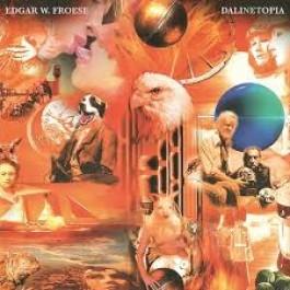 Edgar W Froese Dalinetopia CD
