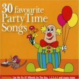 Various Artists Paaaarty Time CD