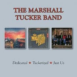 Marshall Tucker Band Dedicated, Tuckerized, Just Us CD2