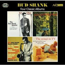 Bud Shank Four Classic Albums CD2