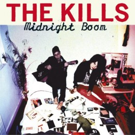 Kills Midnight Boom LP