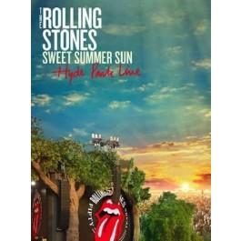 Rolling Stones Sweet Summer Sun Hyde Park Live DVD