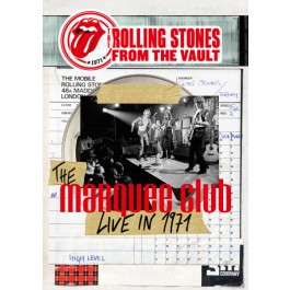 Rolling Stones From The Vault Marquee Club, Live In 1971 BLU-RAY
