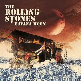 Rolling Stones Havana Moon Deluxe DVD+BLU-RAY+CD2