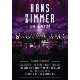 Hans Zimmer Live In Prague DVD