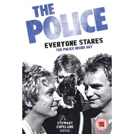 Police Everyone Stares Film By Stewart Copeland DVD