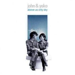 John Lennon Yoko Ono John & Yoko - Above Us Only Sky DVD