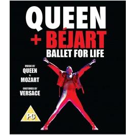 Queen + Bejart Ballet For Life Deluxe DVD