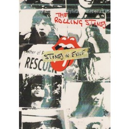 Rolling Stones Stones In Exile DVD
