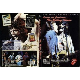 Rolling Stones Ladies & Gentleman BLU-RAY