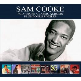 Sam Cooke Eight Classic Albums Plus Bonus Singles CD4