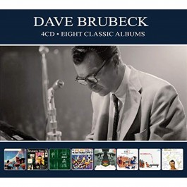 Dave Brubeck Eight Classic Albums CD4
