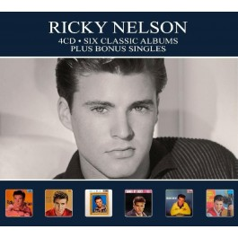 Ricky Nelson Six Classic Albums CD4