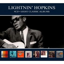 Lightnin Hopkins Eight Classic Albums CD4