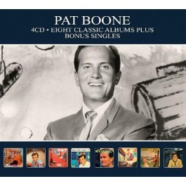 Pat Boone Eight Classic Albums CD4