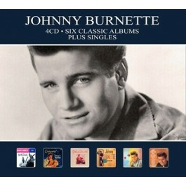 Johnny Burnette Six Classic Albums CD4