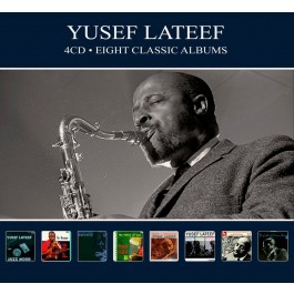Yusef Lateef Eight Classic Albums CD4